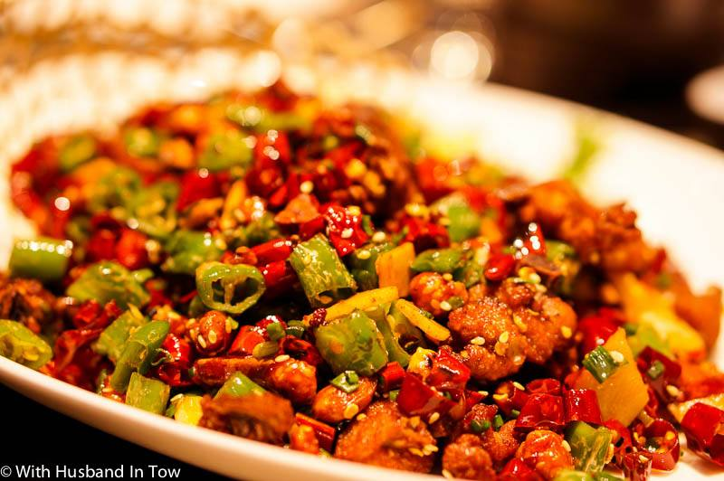Sichuan Dry Chili Chicken - Must Eat in Chengdu