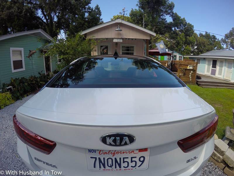 first American road trip Drive Kia