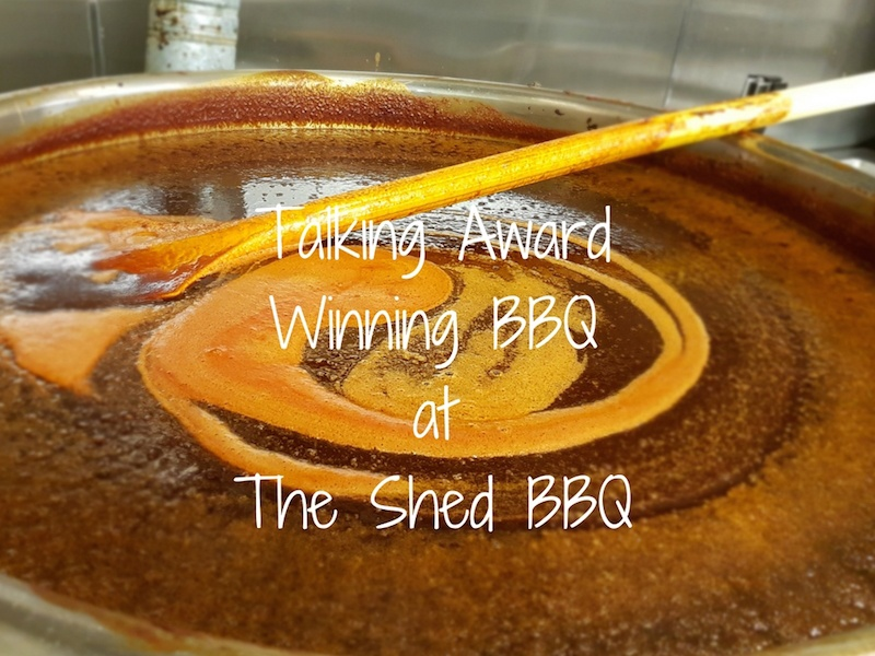 The Shed Award Winning BBQ