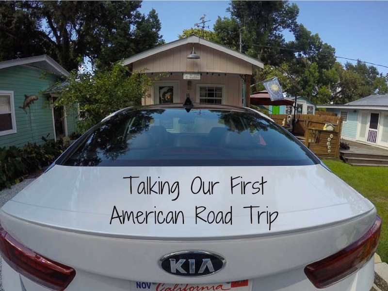 First American Road Trip