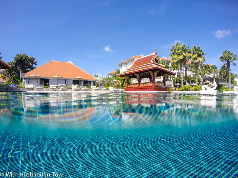 Amatara Thai luxury wellness resort