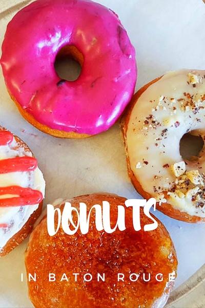 baton rouge donuts