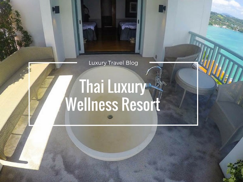 Thai Luxury Wellness Resort