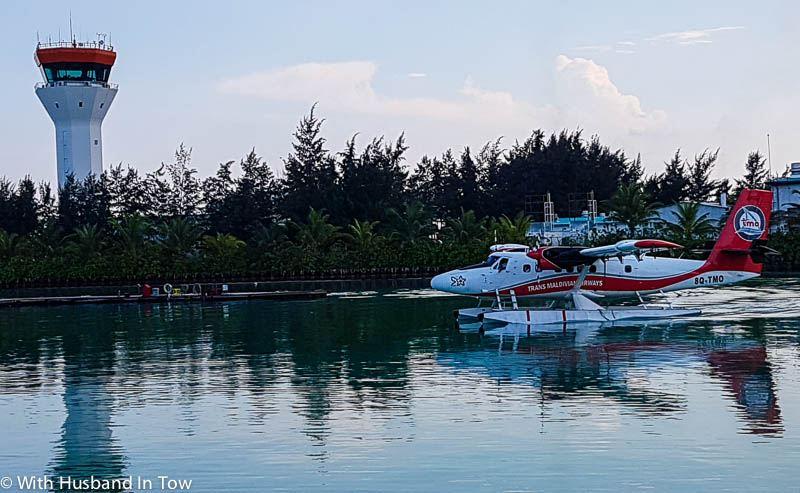 Maldives seaplane transfer cost