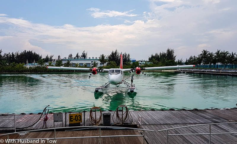 cost of seaplane transfer in maldives - what it's like to travel by seaplane