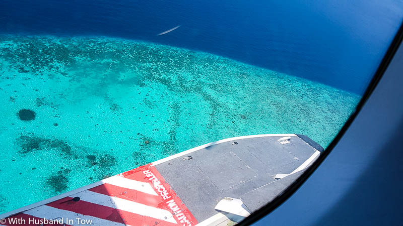 How To Get Around The Maldives - Seaplane Transfers