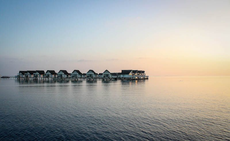 Centara Grand Maldives - best places to stay in Maldives with family