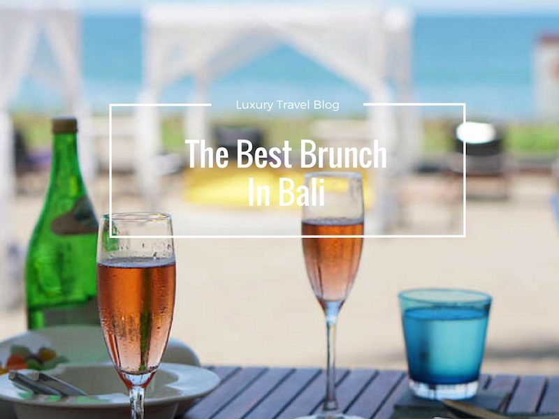 The Best Brunch in Bali – Starfish Bloo Bali Brunch Review
