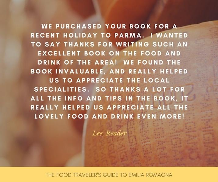 Food Traveler's Guide to Emilia Romagna