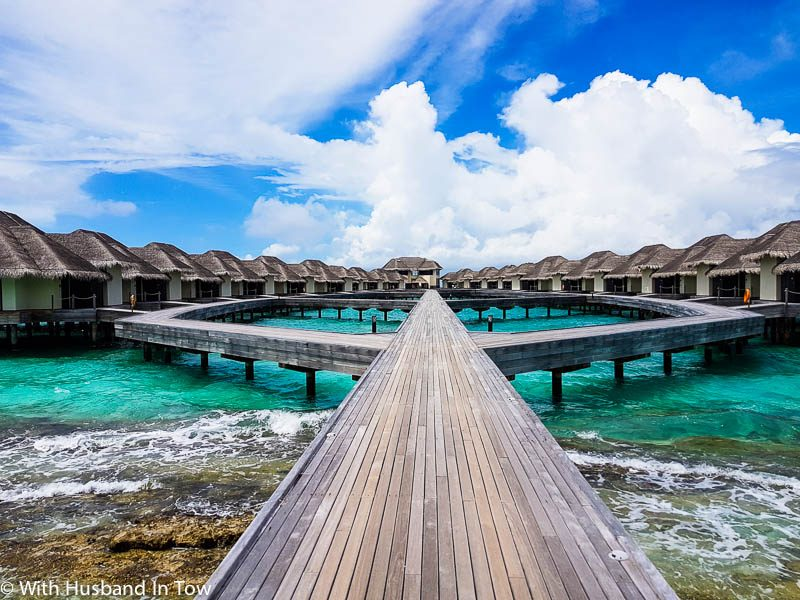 Where to stay in the Maldives - Outrigger