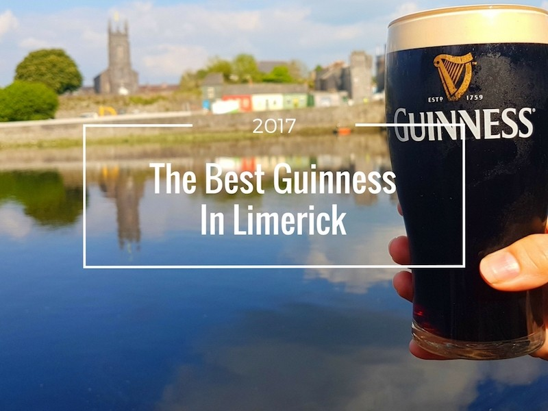 best Guinness in Limerick