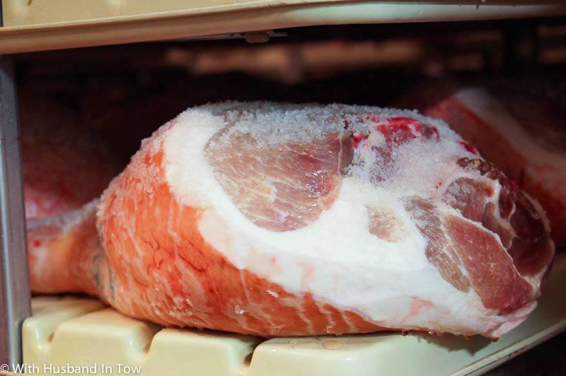 Parma Ham - prosciutto how to make
