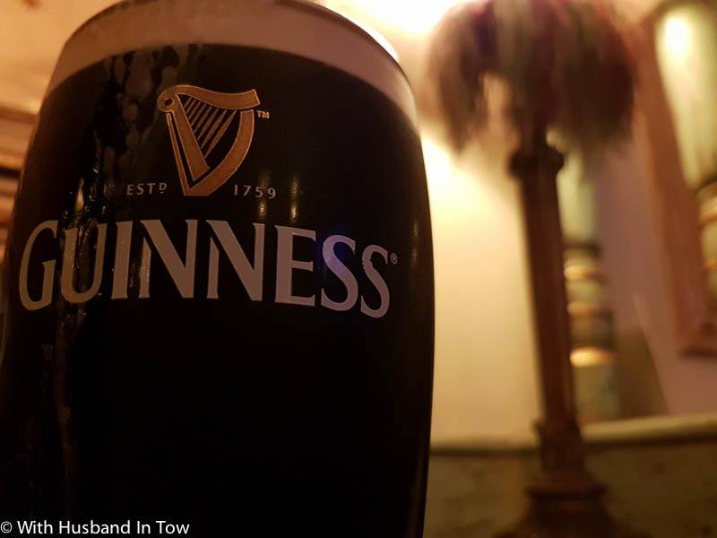 Best Guinness in Limerick at South's Pub Limerick