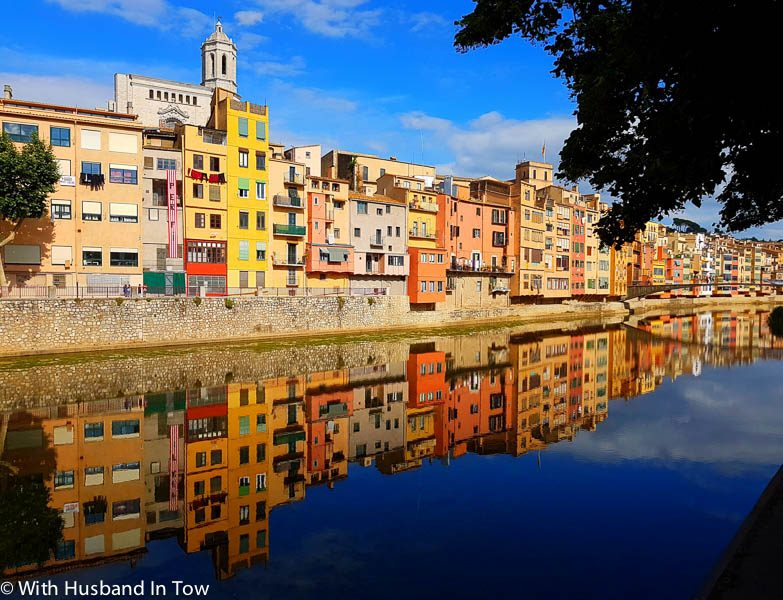 Leave Asia and Move to Girona Spain