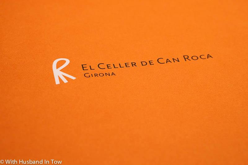 dining at Can Roca in Girona
