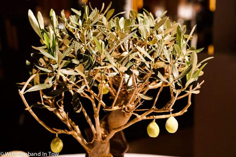 El Celler Can Roca Menu - The Olive Tree