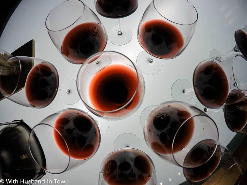 wine tourism in Bordeaux