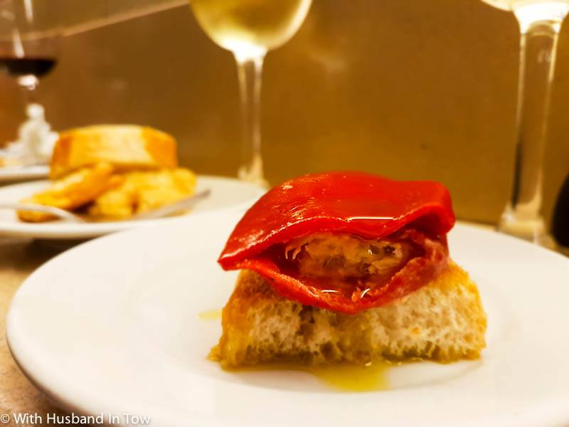 10 Best Pintxos in San Sebastian Spain food