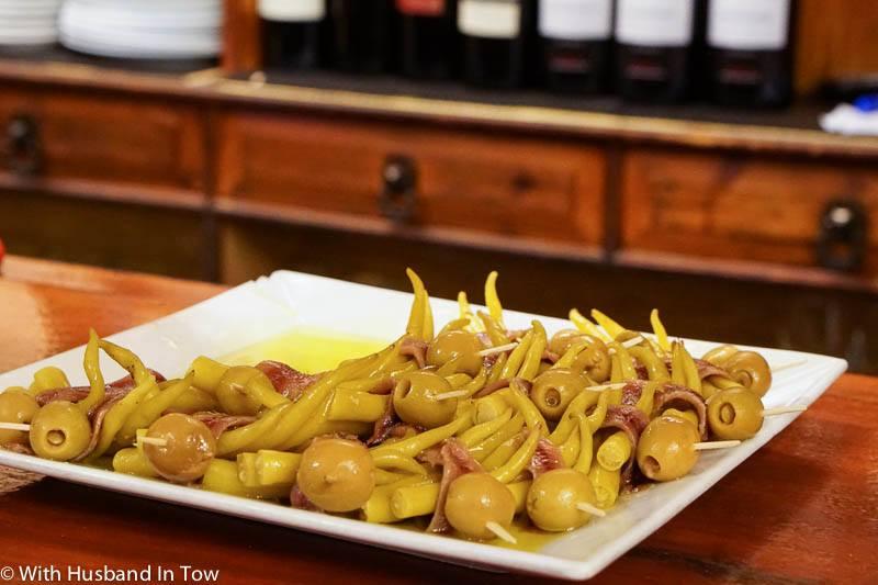 10 Best Pintxos San Sebastian - Restauran San Sebastian - san sebastian best pintxos