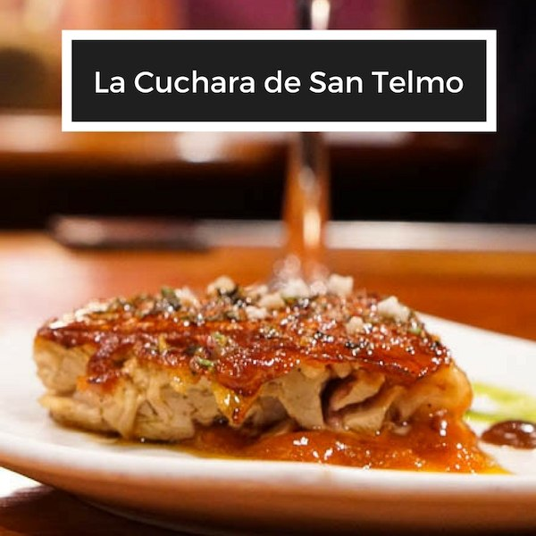 best places to eat in San Sebastian - La Cuchara de San Telmo