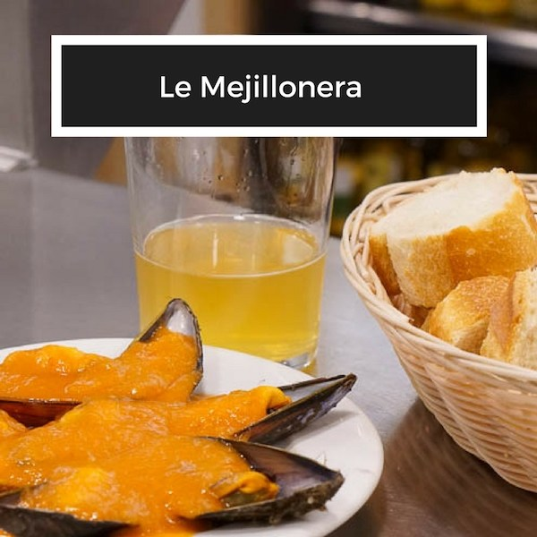 where to eat in San Sebastian - La Mejillonera