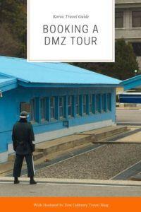 DMZ Tour