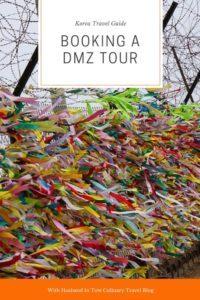DMZ Tour Seoul