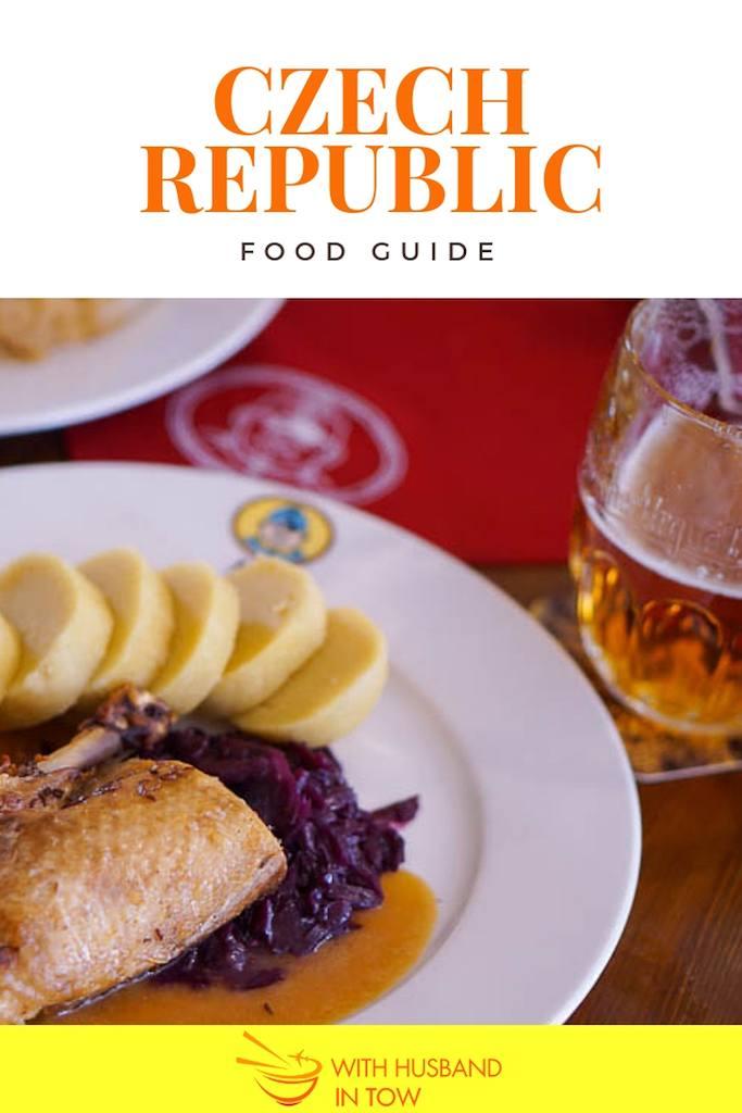 Czech Republic Food Guide