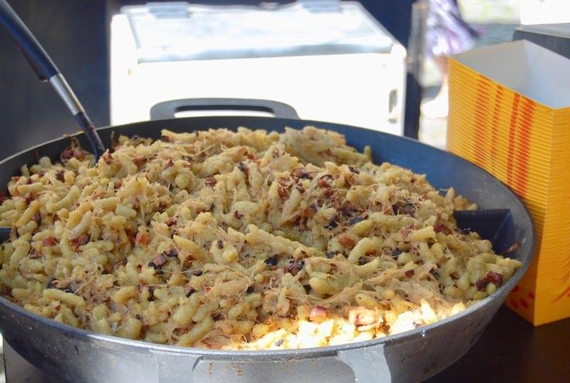 typical Czech Food - Zelím a Uzeným
