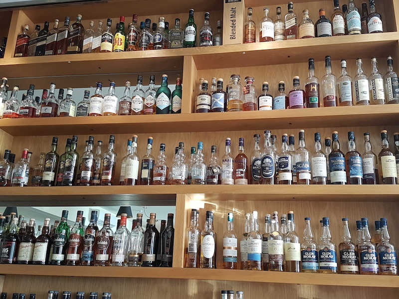 Things to do in Edinburgh - Scotch Whisky Experience