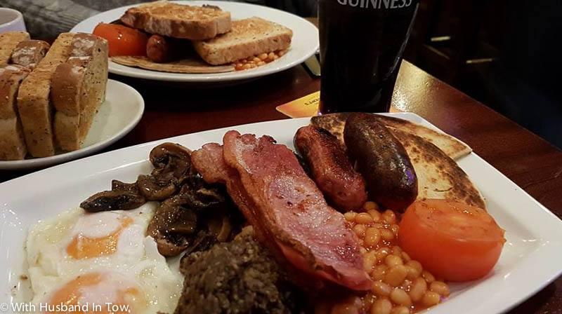 Traditional Scottish foods - Best Breakfast Edinburgh