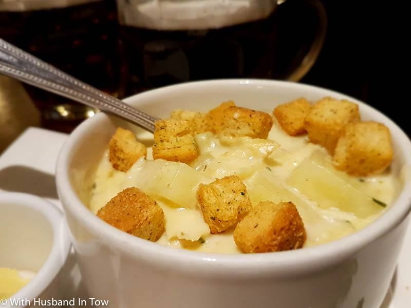 Food to Eat in Scotland - Cullen Skink - Places to eat in Edinburgh City Centre