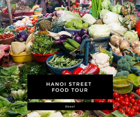 Southeast Asia Food Tours - Hanoi Street food