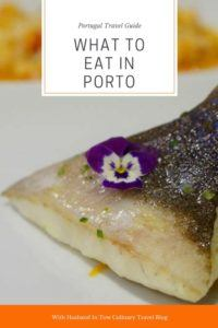 Porto Food Guide - What to eat in Porto