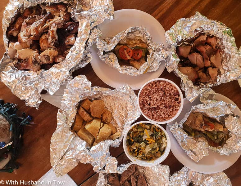 Traditional Jamaican Foods