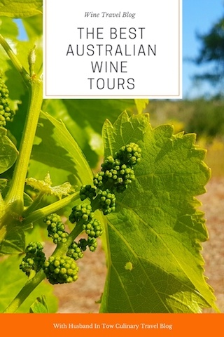 Australian wine country trips