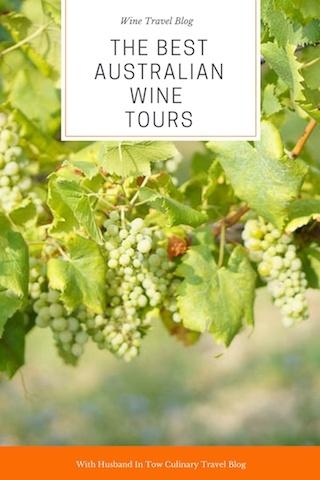 Australian wine country trips