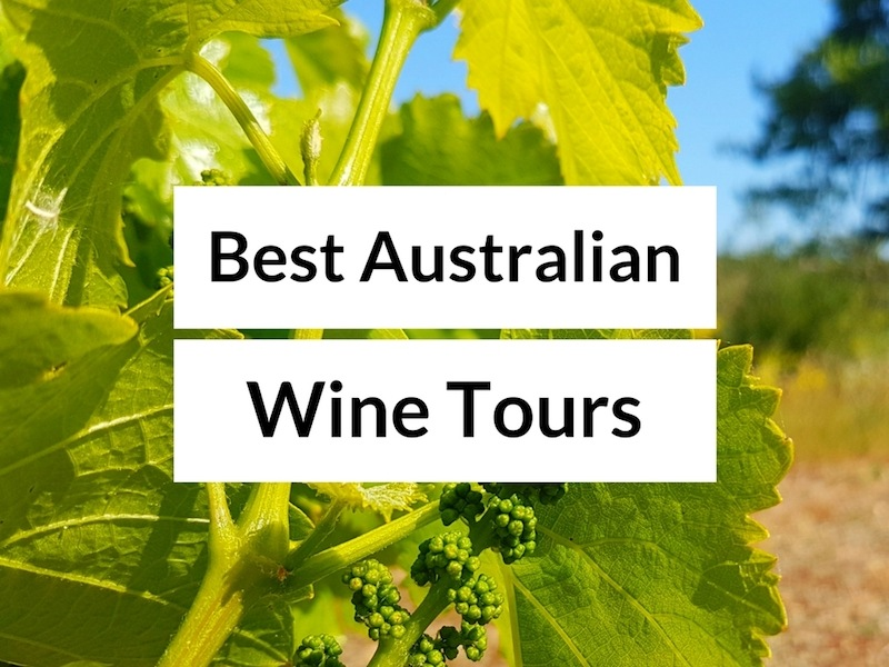 How to find the Best Australian wine tours