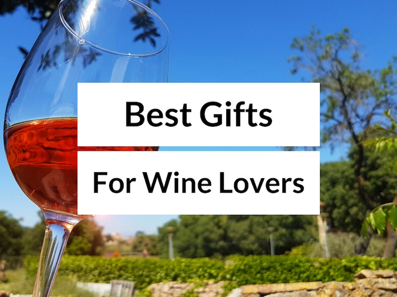 Best Online Wine Gifts - Top Gifts for Wine Lovers - Unique Wine Gifts