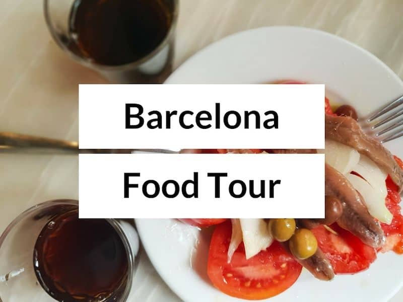 Barcelona Food Tour - Food Lovers Company Barcelona