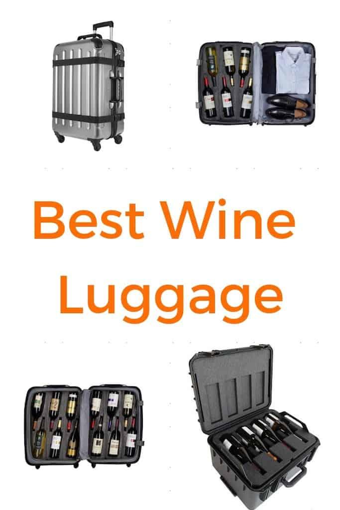 Best Wine Suitcase