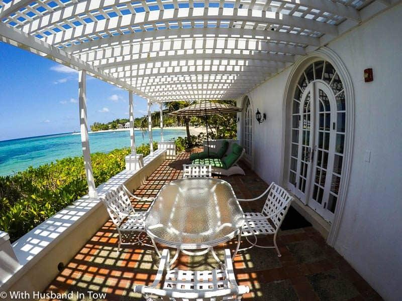 half moon bay jamaica villa