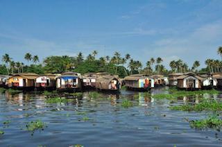 Traveling in India - Kerala