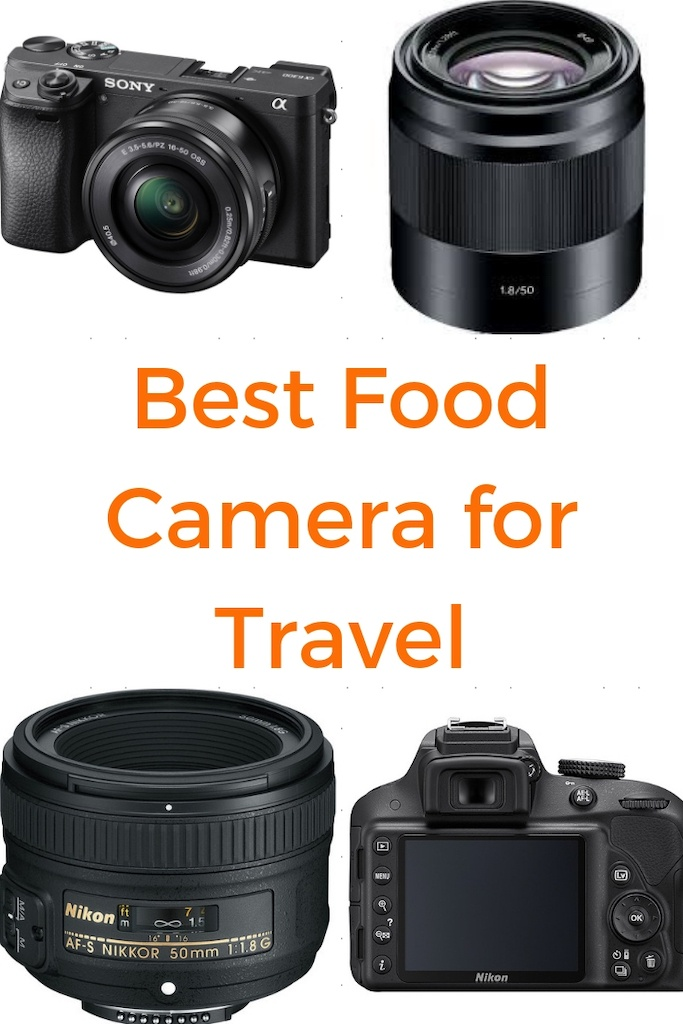 Best Camera For Food Photography 2019