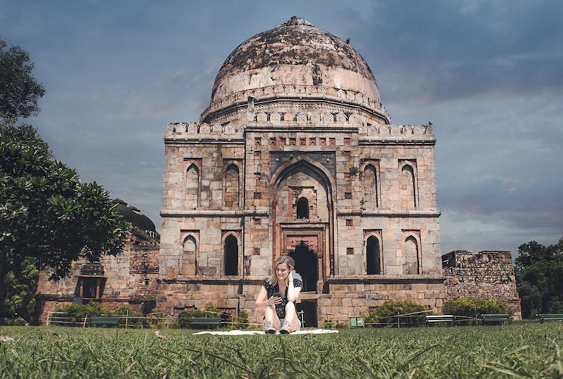 India Travel Blog - Traveling In India - New Delhi