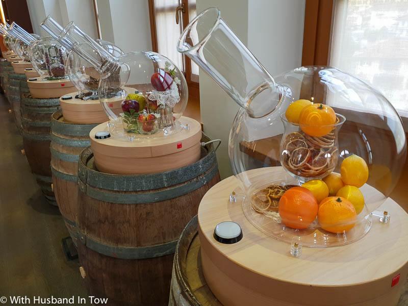 Piedmont Wine - AgriLabs Barolo wine tasting