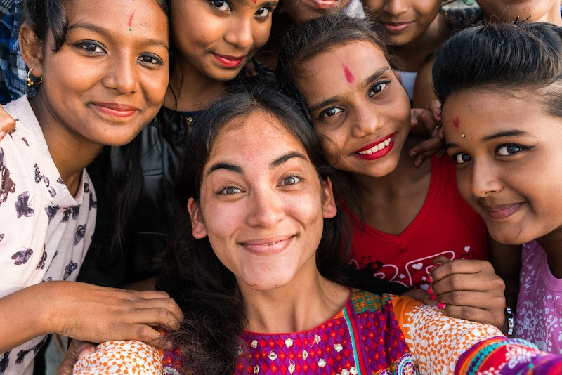 Traveling in India as a Woman