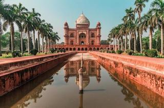 Traveling in India - Delhi