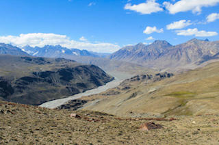 Traveling in India - Spiti