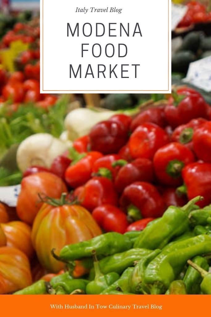 mercato albinelli modena market
